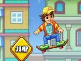 Play Crazy skater now