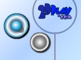 Play 2D air hockey now