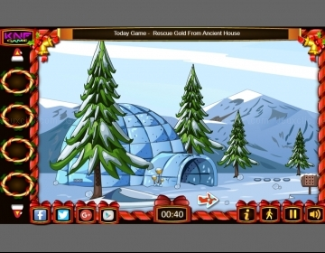 Jugar Penguin Rescue From Igloo House