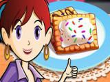 Jugar Mini pop-tarts: sara's cooking class