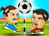 Play Head soccer 2 player now