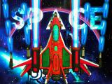 Play Extreme space airplane attack now