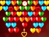 Play Bubble shooter valentines now