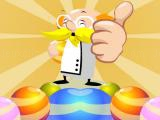 Play Professor bubble shooter now