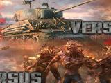 Play Tank vs zombies now