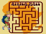 Play Africa maze now