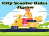 Play City scooter rides jigsaw now